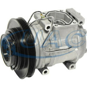 A-C-Compressor-and-Clutch-10PA15-Compressor-Assembly-fits-1990-97-Toyota-Corolla