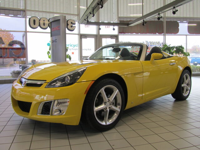 redline turbo aoutmatic only 5 000 miles pontiac solstice gxp 1 owner perfect used saturn sky. Black Bedroom Furniture Sets. Home Design Ideas