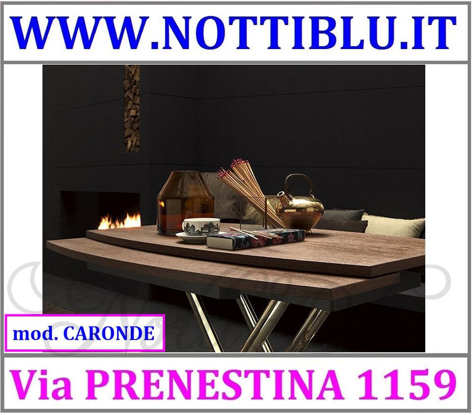 Tavolini Trasformabili Roma _ Tavolino Saliscendi CARRONDE / A23