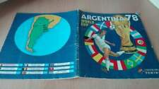 Album figurine Panini Argentina 1978 World Cup