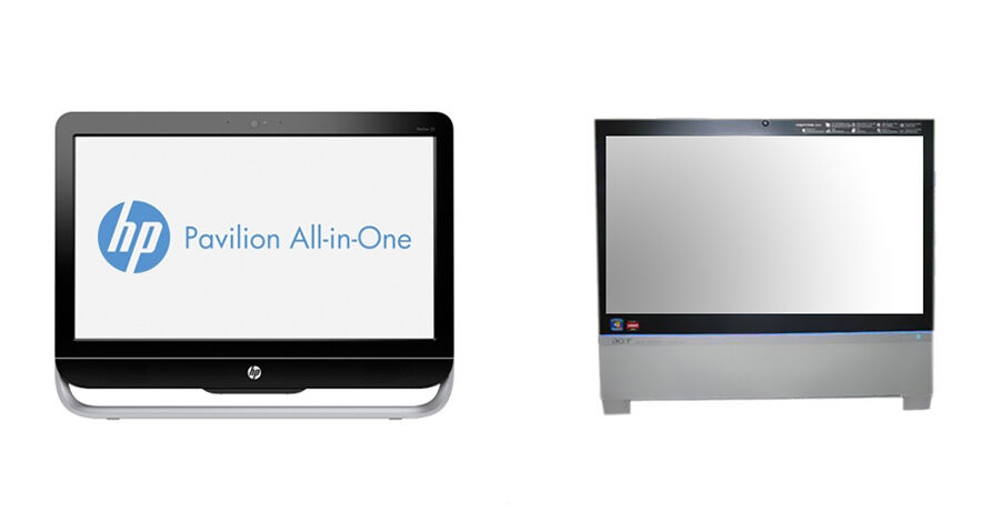 Acer Aspire Z5101 All-in-one vs. How to Buy an HP Pavillion 20-B021A
