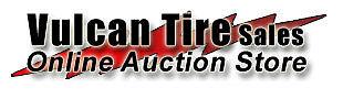 Vulcan Tire Sales Online Auctions