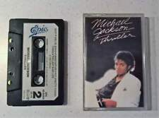 Michael jackson-thriller (1982) (cassette) very rare holland