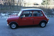 Mini cooper innocenti 1300 anno 1973