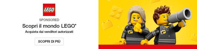 Scopri il mondo LEGO®