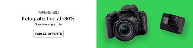Fotografia e actioncam fino al -30%