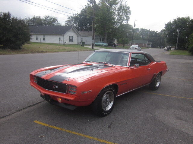 1969 Camaro Z28 For Sale In Alabama Autos Post