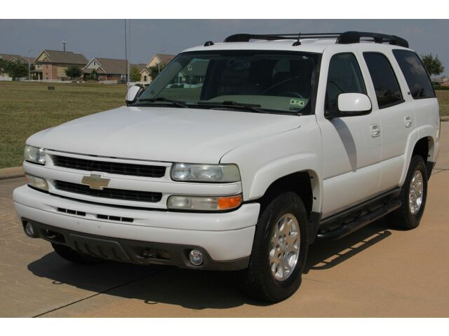 2005 chevy tahoe lt z71 4x4 clean tx title rust free special new year sale used chevrolet. Black Bedroom Furniture Sets. Home Design Ideas