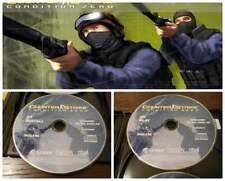 Counter strike, condition zero, pc cd-rom, sierra 2004
