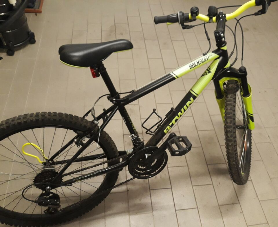 Vendo bici b-twin