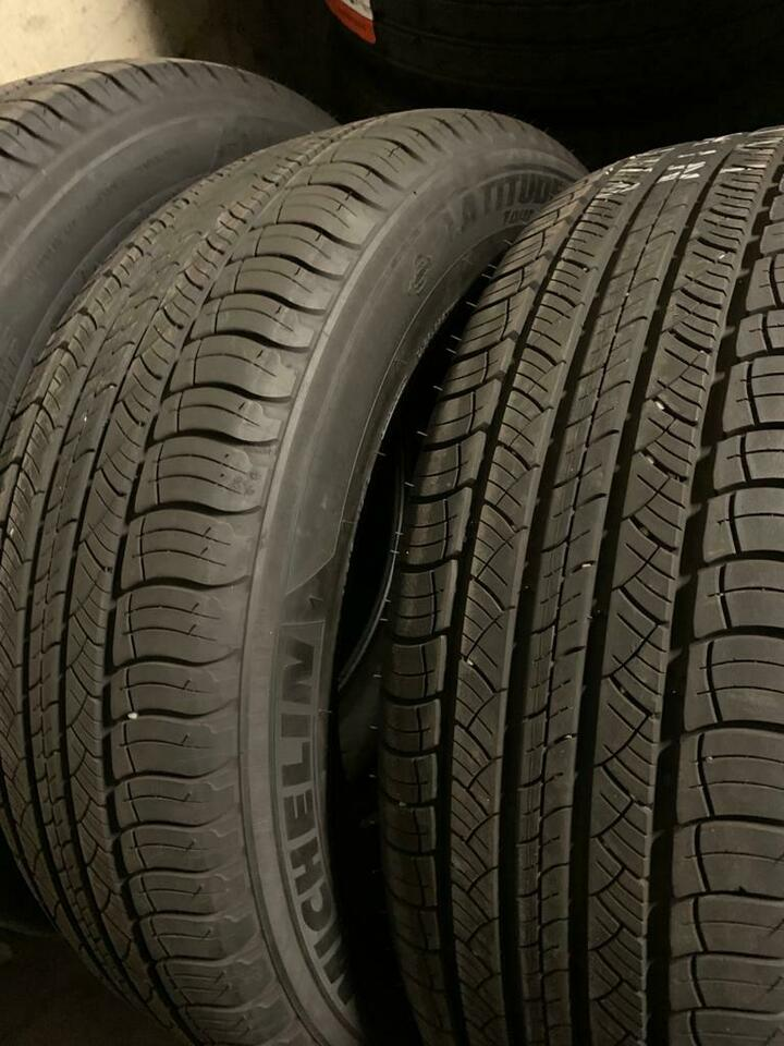 N.4 gomme michelin m+s nuove