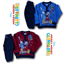 Pigiama bimbo invernale DISNEY MICKEY MOUSE CLUB HOUSE, 830-484