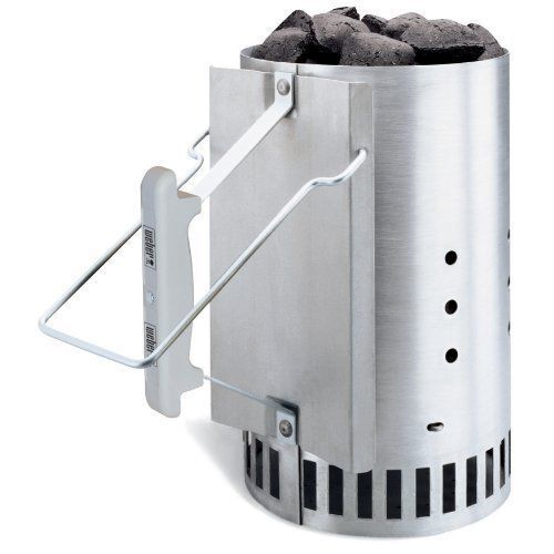 How to Use a BBQ Chimney Starter