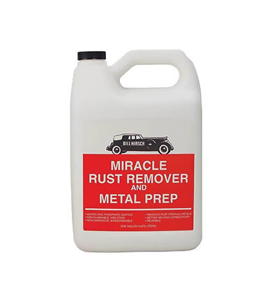 How to Repair Surface Rust on a Car