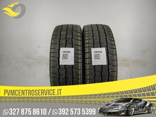 Gomme Usate 205 65 16C Michelin 19392