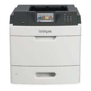 Lexmark MS810de Drucker