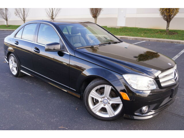5 days no reserve 39 10 mercedes benz c300 4matic 1 owner for Used mercedes benz c300 4matic for sale