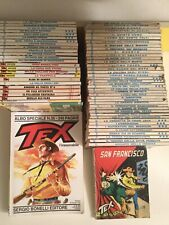 Lotto 67 tex Bonelli fumetti no zagor no Dylan Dog