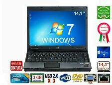 Hp compaq cpu intel dual core 3gb ram wifi windows 7 home sp1