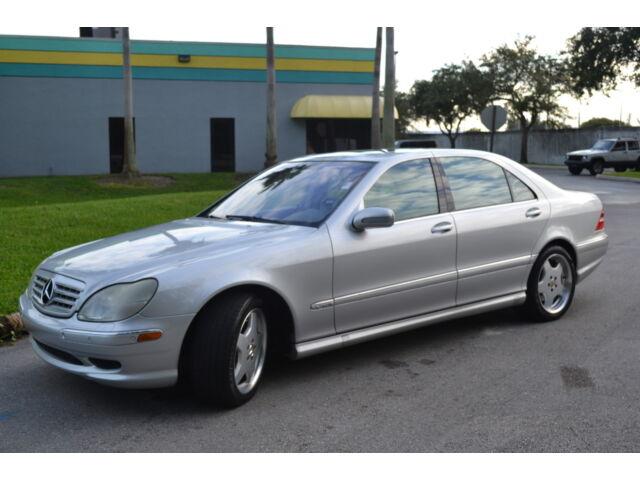2001 mercedes benz s 600 amg v12 super clean low miles for Mercedes benz s 600 v12