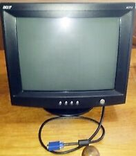 """Monitor Acer 17"""" pollici CTR Nero"""