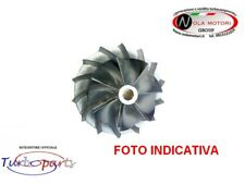 Girante ruota turbocompressore in avional per kp39