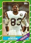 Topps Lot Minnesota Vikings Football Trading Cards