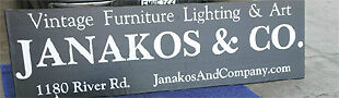 Janakos Vintage Furniture Warehouse