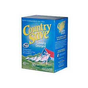 country save he laundry detergent powder is a highdensity powdered detergent formulated to work in all washing machines including both standard and