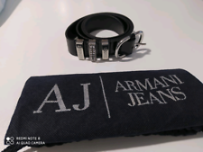 Cintura donna a originale Armani jeans