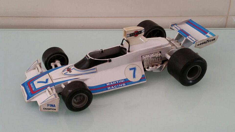 Modellino Polistil Brabham F1 BT44 Martini Racing 1:15