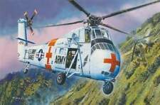 Trumpeter TP64103 ELICOTTERO CH-34 US ARMY RESCUE KIT 1:48