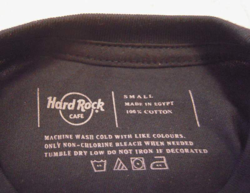 T-shirt hard rock cafe mallorca (nuova e originale) 3