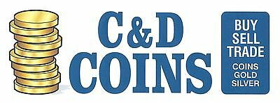 C&D Coins and Currency