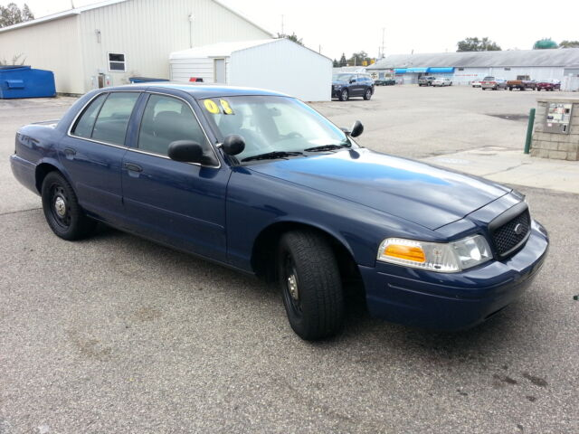 p71 police crown vic low miles great shape no reserve used ford crown victoria for sale in. Black Bedroom Furniture Sets. Home Design Ideas