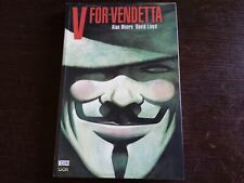 V For Vendetta (Volume Unico - RW Lion)