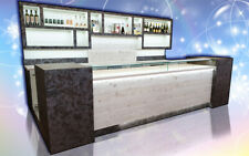 Banco bar refrigerato usati e fiera campionaria e su misura