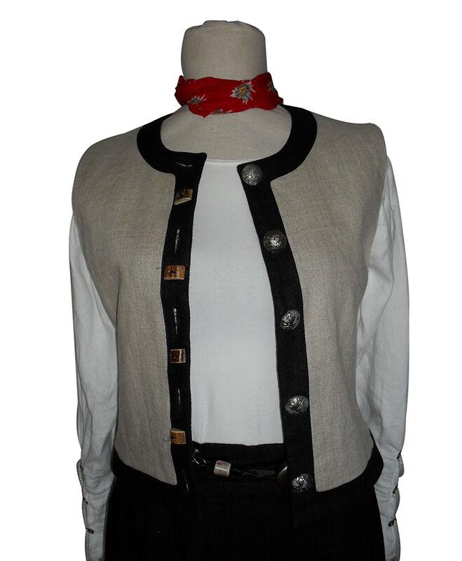 So finden Sie Trachten-Westen für Damen auf eBay