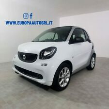 SMART ForTwo EQ Passion Batterie garantite fino al 2026!