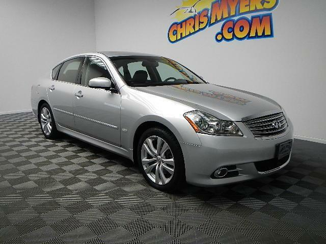 Infiniti : M 4dr Sdn RWD 4dr Sdn RWD 3.5L CD Roof - Power Sunroof Roof-Sun/Moon Seat-Heated Driver