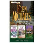 Fern Michaels Sisterhood CD Collection 2 : The Jury, Sweet Revenge, Lethal Justice 0 by Fern Michaels (2013, CD, Abridged)