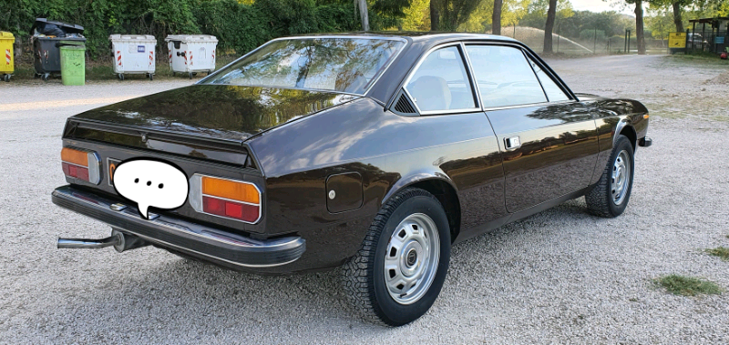 Lancia beta coupè 4