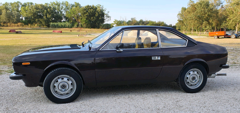 Lancia beta coupè 6