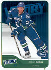 Daniel Sedin Hockey Trading Cards
