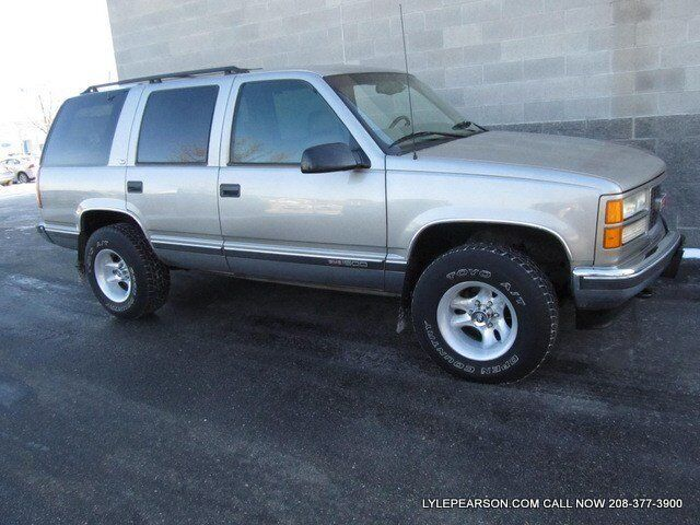 Gmc Dealers In Idaho >> Suv 5.7l 4x4 Tow Hooks Tires - Front All-terrain Tires - Rear All-terrain Abs - Used Gmc Yukon ...