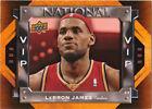 Upper Deck LeBron James 2012-13 Basketball Trading Cards