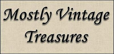 Mostly Vintage Treasures