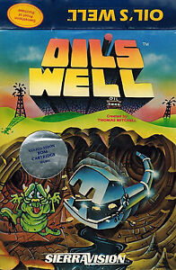 Oil's Well  (Colecovision, 1984)