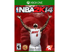 Manual Included Microsoft Xbox One NBA 2K14 Video Games