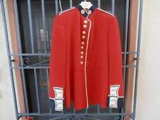 Royal army tunic mans footgards coldstream guards
